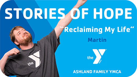 Stories of Hope - Martin's Story
