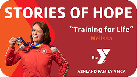 Stories of Hope - Melissa's Story
